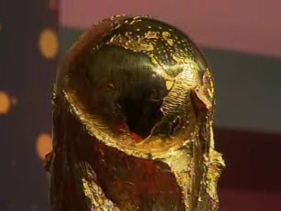 WORLD CUP COMING TO BRITAIN