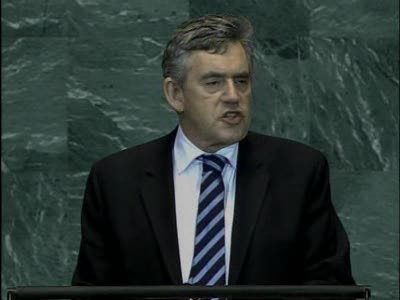 PRIME MINISTER AT UNITED NATIONS