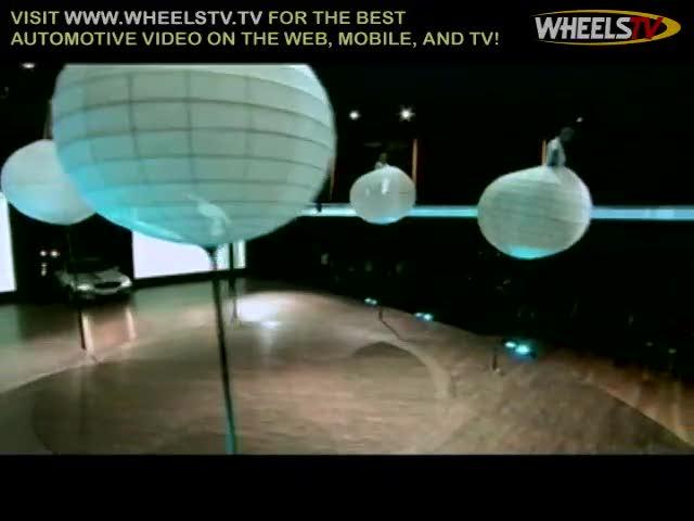 2009 Frankfurt Motor Show - WheelsTV