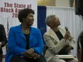 Authors Gwen Ifill and Mary Frances Berry Writers in Today's Culture