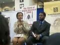 Author Stephanie J. Jones on Writer's Impact Panel