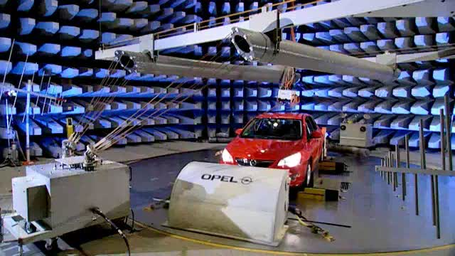 Opel Astra Technology