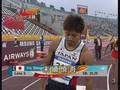 Suetsugu Wins Gold in 200m Sprint