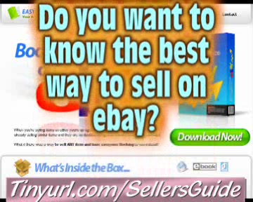 Ebay guide - How to advertise your new business for traffic
