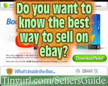 Ebay - Learn how to build your mailing list.