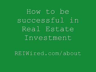 50 Minute Real Estate Riches System – Part 2 | REI Wired