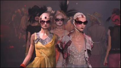 John Galliano - PAR SS2010 full
