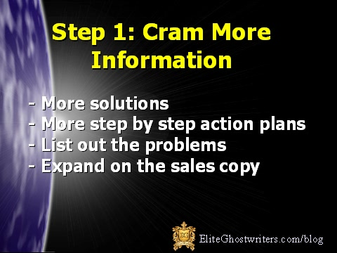 Selling Information Products – How To Create A $297 Product