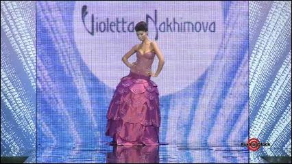 Violetta Nakhimova - MFW 2010