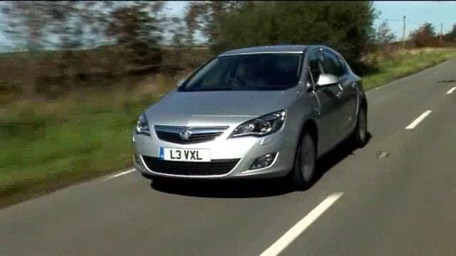 New Generation Vauxhall Astra