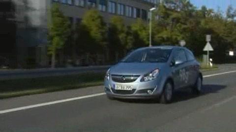 Opel Corsa ecoFLEX Trailer