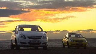 Opel Corsa Trailer