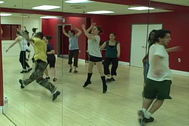 Toronto Tap Dance at BDX - Night Train