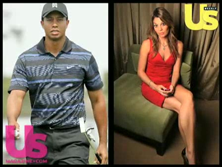 Tiger Woods Caught Cheating! (Voicemail To His Jumpoff