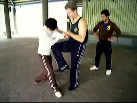 Wing Chun Kicking and Popai 17
