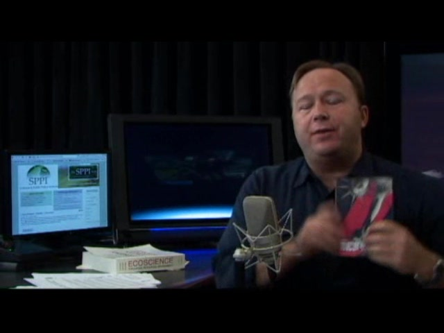 The Alex Jones Show 12/8/2009 - Copenhagen Update & Interview with Lord Christopher Monckton 7/9