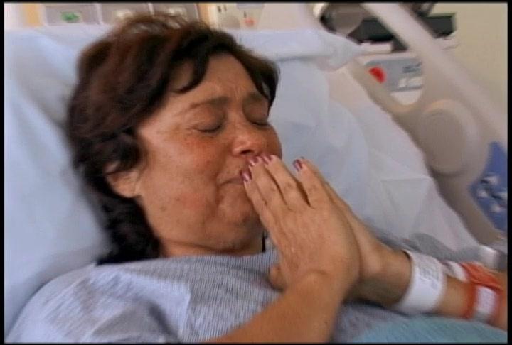 Part 2: Debbie's incredible heart transplant story