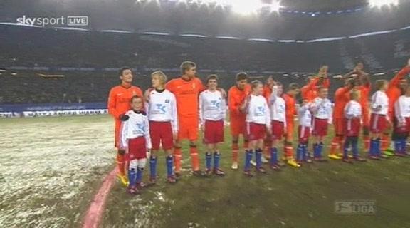 Hamburger SV v Werder Bremen