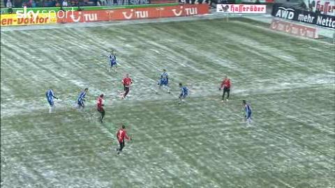 Hannover 96 v VfL Bochum