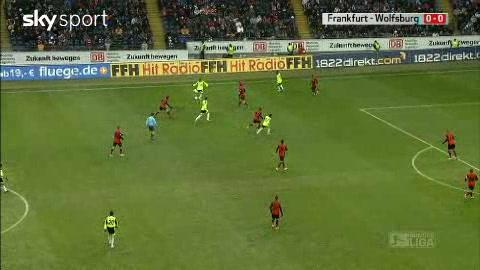 Eintracht Frankfurt v VfL Wolfsburg