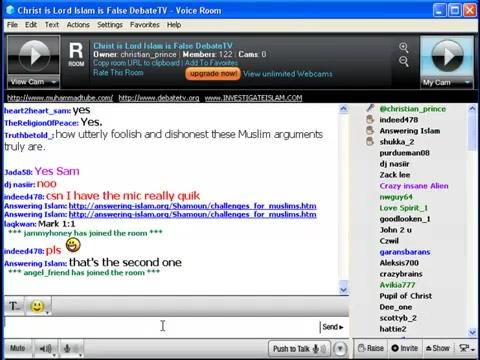 Islam muslims must listen Allah died 3-5