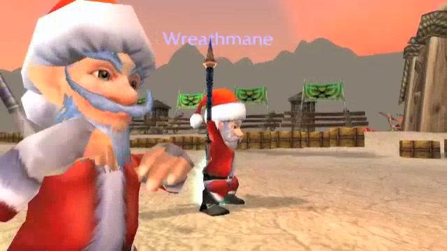 A WOW Christmas Dance from the McIntyre Boys