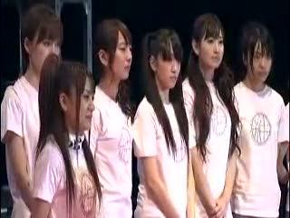 AKB48 Team A in Messe.