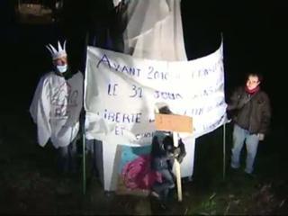 The activists of the Fonacon