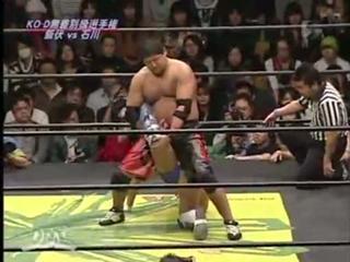 Kota Ibushi vs Shuji Ishikawa