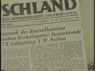 Die Geschichte des DDR-Fernsehens Teil 1