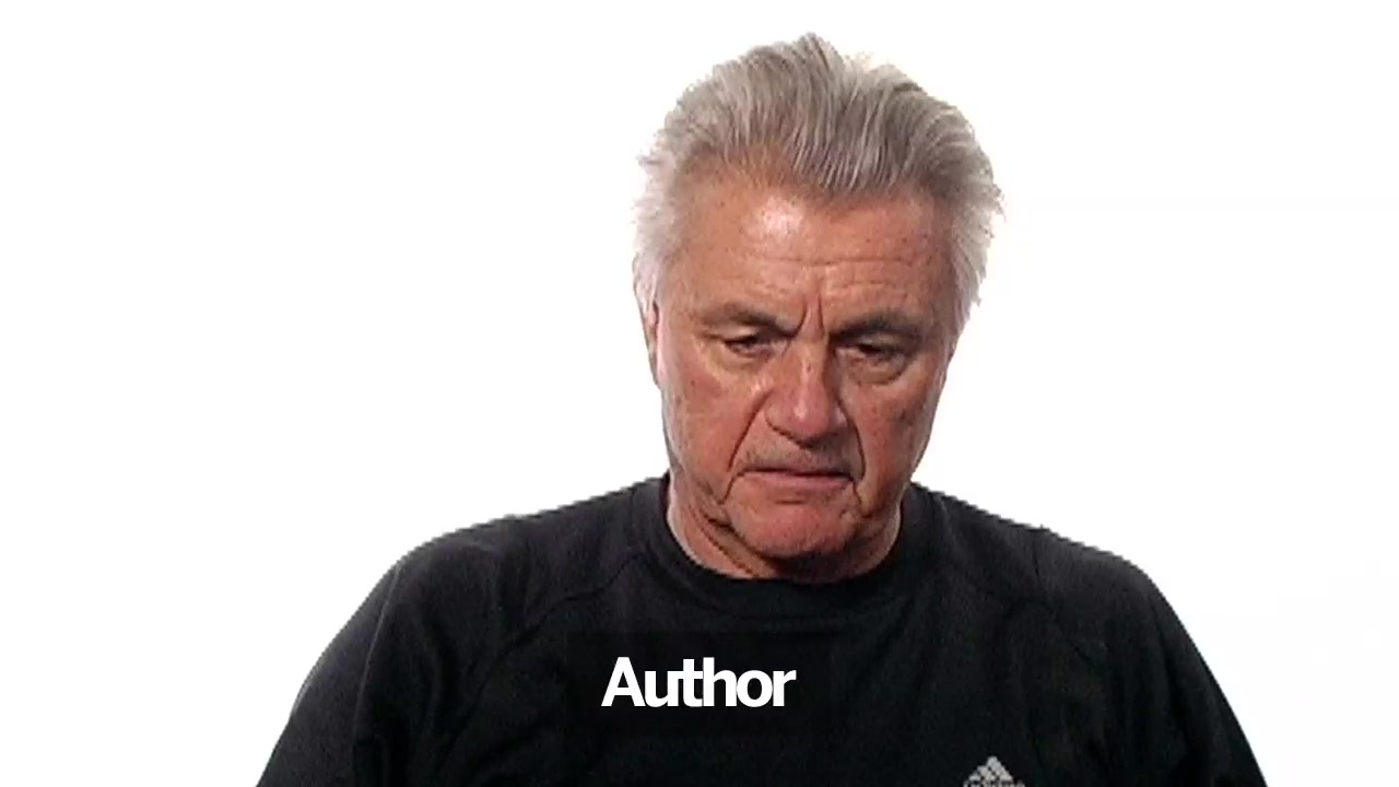 Advice to Aspiring Novelists: Don't Shoot Yourself