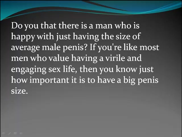 Can you increase your penile length