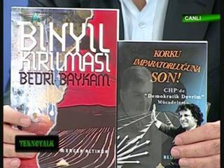 Bedri Baykam CHP Demokratik Devrim