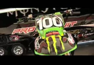 Behind the Scenes with Monster Energy at Supercross Anaheim