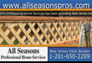 New Jersey Deck Builder