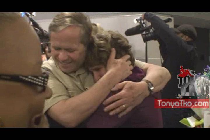 Americans Rescued Fr Haiti Earthquake JFK TonyaTko Behind Scenes