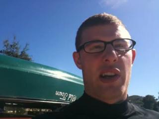 Canoe Trolling Motor Test