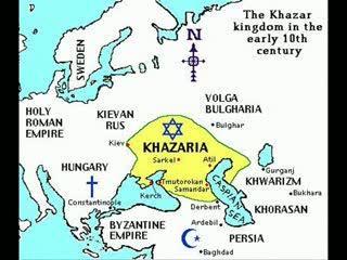 The Khazarian Conspiracy