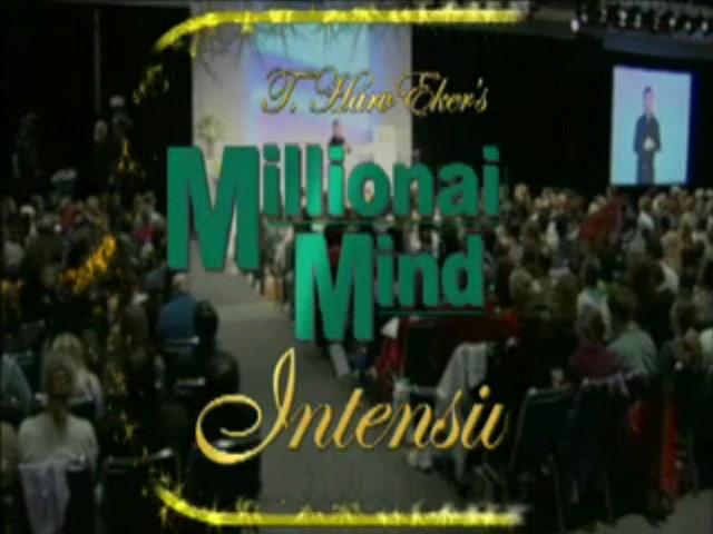 Vancouver Millionaire Mind Intensive April 9-11, 2010