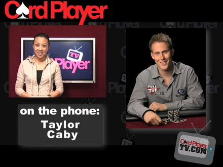 Poker Buzz -- Full Tilt's Rush Poker with Taylor Caby