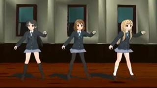 K-on! MikuMikuDance