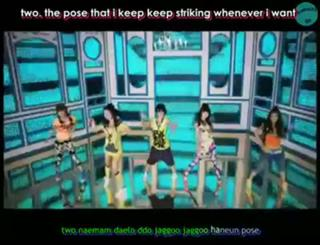 4minute Hot issue eng sub