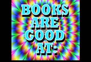 MUTHA F'IN BOOKS!!!