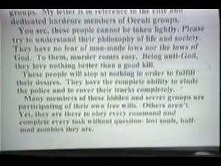 Mind Control & the New World Order - Al Neal - The Prophecy Club