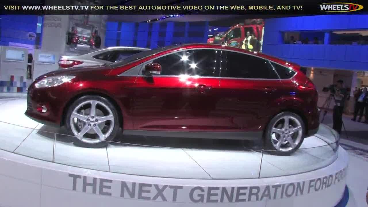2010 Detroit Auto Show - WheelsTV