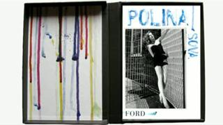 Ford Models Show Package NY F/W 10