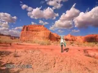 1st Music by Hatsune Miku