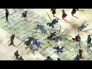 samurai deeper then kyo episode 6