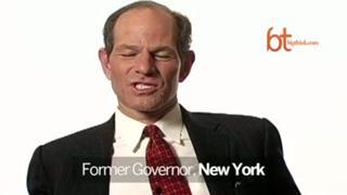 Eliot Spitzer Talks Love and Redemption