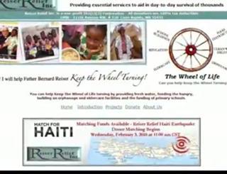 $20,000 Haiti Donation Matching Fund  Feb 3 2010 11am cst